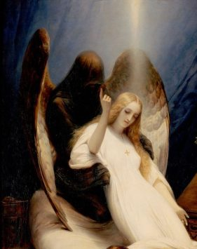 Émile_Jean-Horace_Vernet_-_The_Angel_of_Death (3)