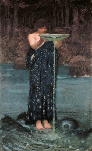 John William Waterhouse 1849 - 1917 2