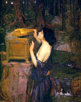 John William Waterhouse 1849 - 1917
