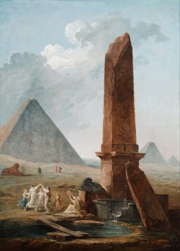 Hubert_Robert_-_The_Farandole_Amidst_Egyptian_Monuments_-_Google_Art_Project