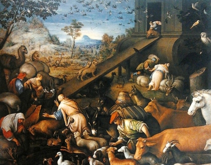 Bassano_Animals_entering_Noah's_Ark