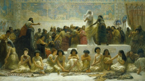 Babylonian_marriage_market