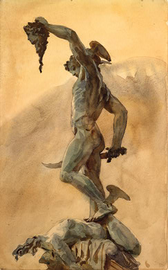John_Singer_Sargent_Sketch_of_Cellinis_Perseus