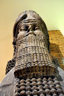 Lamassu,_head_of_a_human-head_bull_from_Khorsabad,_Iraq,_reign_of_Sargon_II,_710-705_BC__The_British_Museum